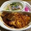 Maiyoru - 料理写真:ビーフシチューオムライス 690円