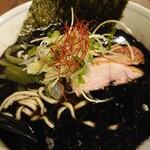 らぁめん 欽山製麺所 - アップ