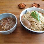 塩元帥 - 料理写真:塩つけ麺大盛