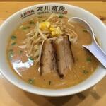 上州麵処 石川商店 - 味噌ラーメン
