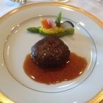 14417740 - 肉料理(北海道産牛ヒレ肉のステーキ)