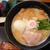 中華蕎麦 きつね - 料理写真:味玉濃厚中華蕎麦+稲荷寿司
