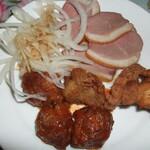 オリーブ キッチン - 前菜(肉系)