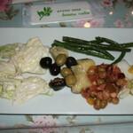 オリーブ キッチン - 前菜(野菜系)