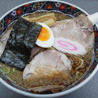 玉川大盛軒 - 料理写真:醤油拉麺