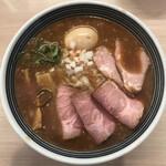 144175887 - 特製あごそば(細麺)1100円