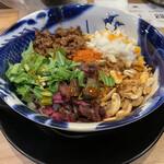 担担麺専門店 DAN DAN NOODLES. ENISHI - 料理写真:坦々麺
