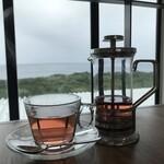 ソラニワホテルアンドカフェ - 紅茶と海♪