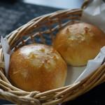 燻香廊 - パン付き