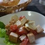 燻香廊 - スモーク豆腐
