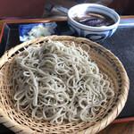 叶家 - 料理写真:鴨汁大盛り