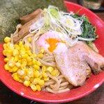 自家製太打麺 勢拉 - 料理写真:味噌油そば¥850 2020.12.3