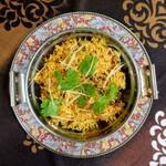 ムガール - 料理写真:チキンビリヤニ