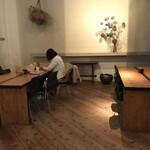 リバーワイルド - この部屋で食べる