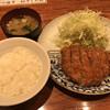 hakatatonkatsuanzushokudou - 料理写真: