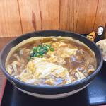根っこ - 和風玉カレー(1玉) 430円 玉子もお肉もたっぷりです