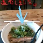 144195337 - 提供品にサラダ菜ヲ追加。