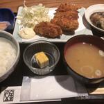 宇田川町魚金 - 全体。