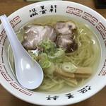 144199512 - 函館塩ラーメン(500円)
