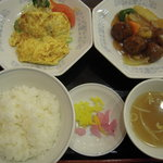 Shinnagataikkanrou - 日替り定食
