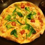 ブランディーノ - シーフードピザ