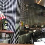 祗園245 - オープンキッチン