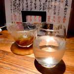 地酒喝采 かも蔵 - 【栃木】 旭興・普通酒(¥407)。大吟醸造りで余った米を使った、普通酒のスペックを凌駕する一杯