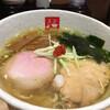麺処 天川 - 料理写真:・塩らあめん