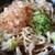 盛安 - 料理写真:おろしそば大盛