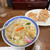 トナリ - 料理写真:タンカラ(タンメン+唐揚げ)(税込890円)