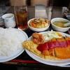 東来軒 - 料理写真:洋食中華Bセット