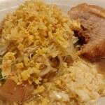 麺屋 味方 - ラーメン(750円)+しょうが(50円) 麺150g 全部マシ。