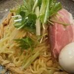 麺物語 つなぐ -  つけ麺 麺と味玉
