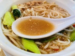 ピッキーヌ - クセになるスープの辛味と酸味!