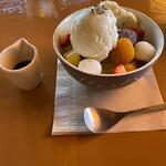 サンドカフェ - 料理写真: