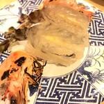 まわる寿司 博多魚がし - くるまえび ¥490