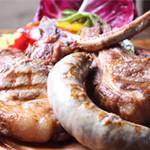 デリツィオーゾ イタリア - 料理写真:ALLA GRIGLIA