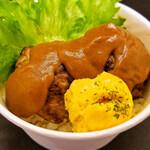 栗豚と彩たまごのお店 Cafe Sangria -