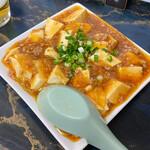 中華料理 華山 - 麻婆豆腐