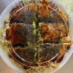 広島お好み焼 どっこい - 「肉玉そば」@800(税込)「肉玉うどん」もあります。