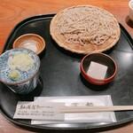 紗羅餐 - そば