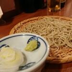 酒菜やおたふく - 手打ちそば ¥700