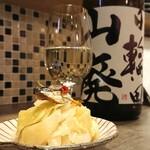 SAKEのちサカナ時々、そば しゅぼ - ③冬の御馳走~鰊漬は北海道民には慣れ親しんだ味わい◎作り手により其の味わいに変化があるが此処ではサッパリといただける。