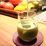 旬菜 Agro - 小松菜ゴマミルク