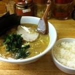 麺家 一なり - サービスランチA(700円)