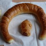 パン・メゾン - ベーコンクロワッサンはちびサイズ