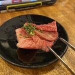 焼肉キングコング - 和牛カルビ