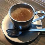 144227971 - 食後のホットコーヒー