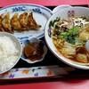 スタミナラーメン - 料理写真:餃子定食