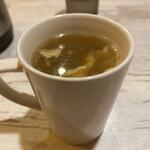 チャハナ - スープ